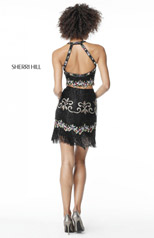 51476 Black/Multi back