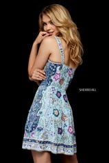 51489 Light Blue/Multi back