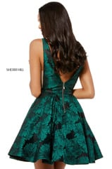 52177 Black/Emerald back
