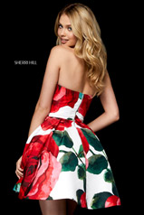 52267 Ivory/Red Print back