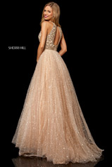 52277 Nude/Silver back