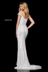 52323 Ivory/Silver back