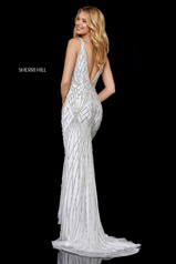 52324 Ivory/Silver back