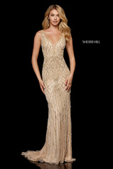 52324 Nude/Gold front