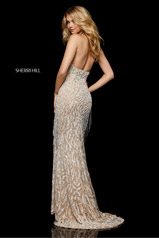52326 Nude/Silver back