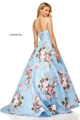 52553 Light Blue Print back