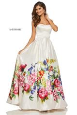 52626 Ivory Print front