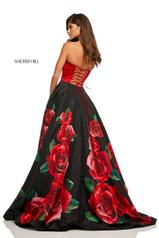 52722 Black/Red Print back