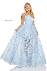 52758 Light Blue/Ivory front