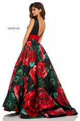 52898 Black/Red Print back