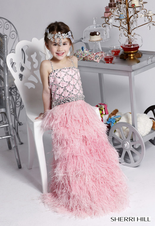 Sherri Hill Children's Collection CH2723