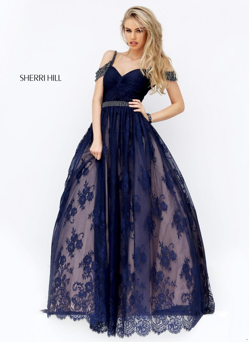 Sherri Hill 50595 Sherri Hill Prom Dresses, Pageant Dresses ...