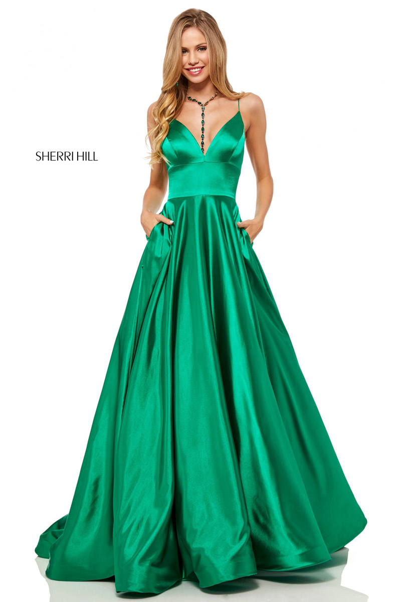 9372d4f4f1 Sherri Hill 52195 Bella Boutique - The Best Selection of Dresses in ...
