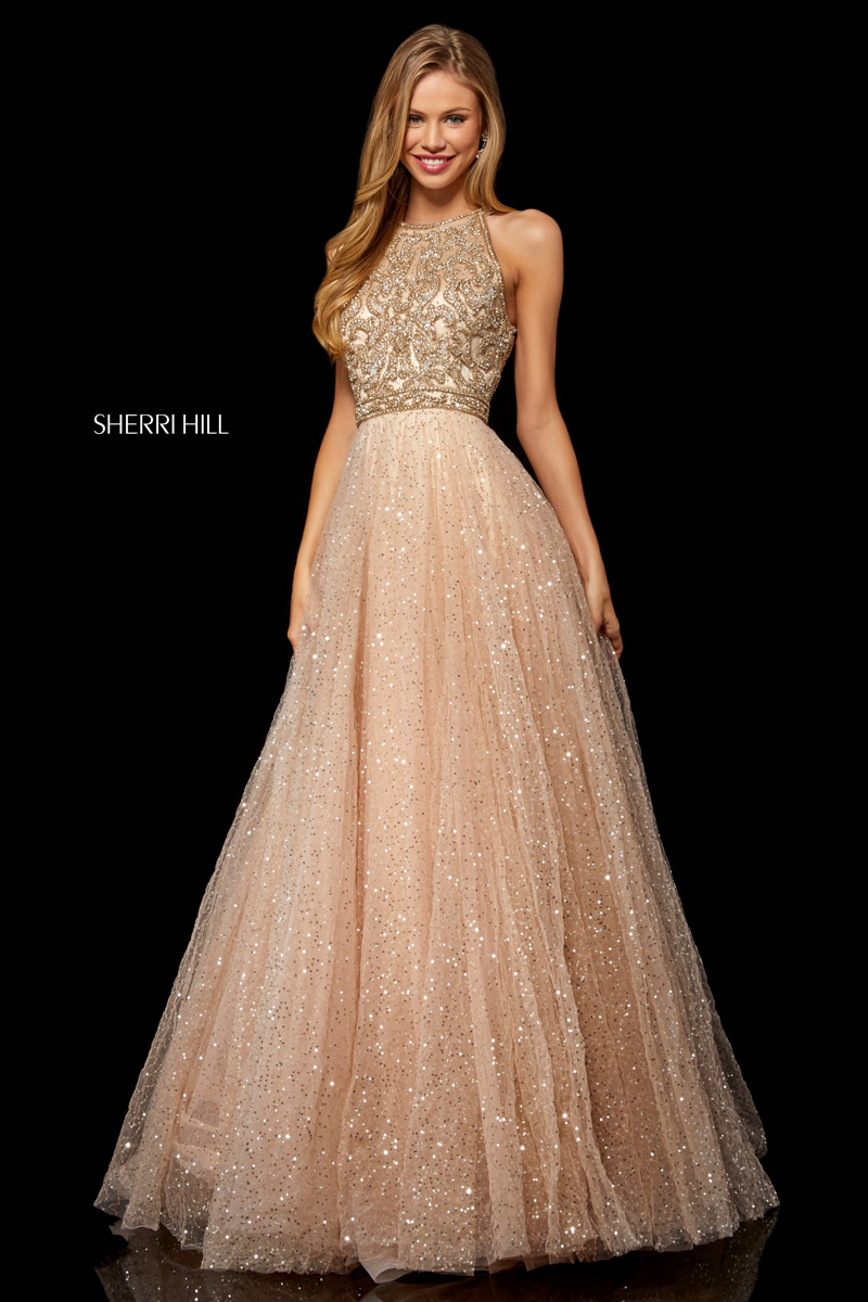 Sherri Hill 52277 Bella Boutique Knoxville Tn Prom Dresses 2019