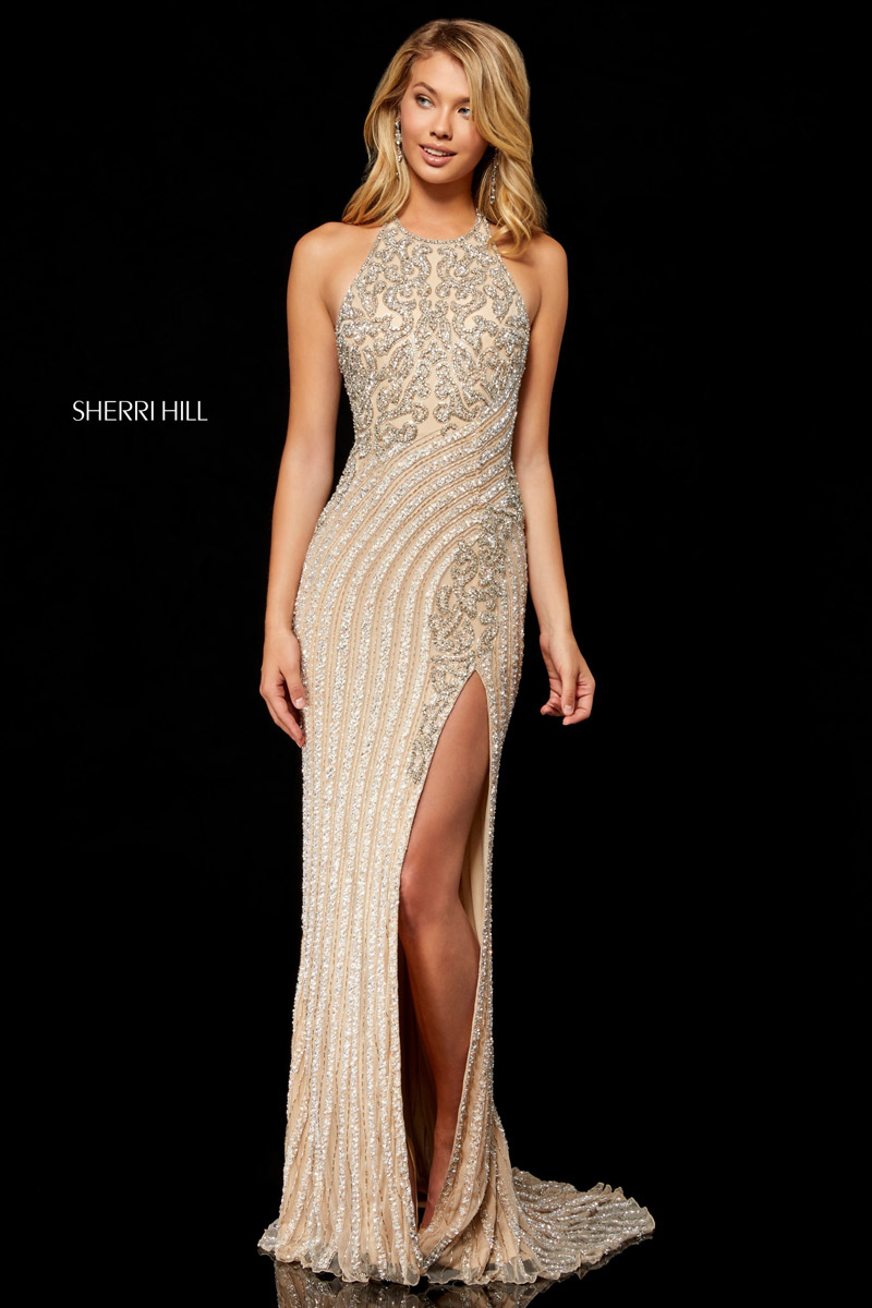 ab5ad0c6e42 Sherri Hill 52368 Dressing Dreams