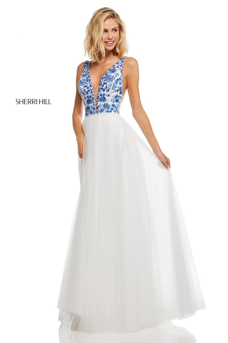 sherri hill bridesmaid dresses