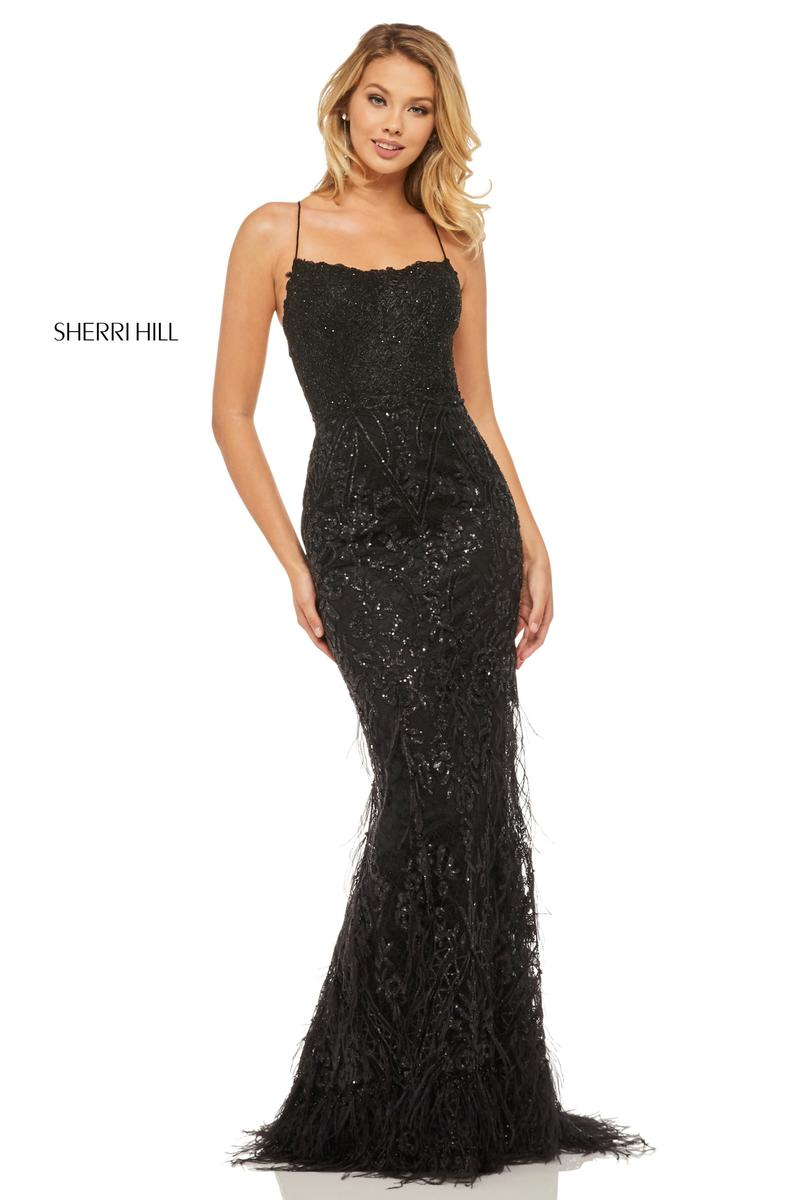 14b6e0a969ca1 Sherri Hill 52827 Bella Boutique - The Best Selection of Dresses in ...