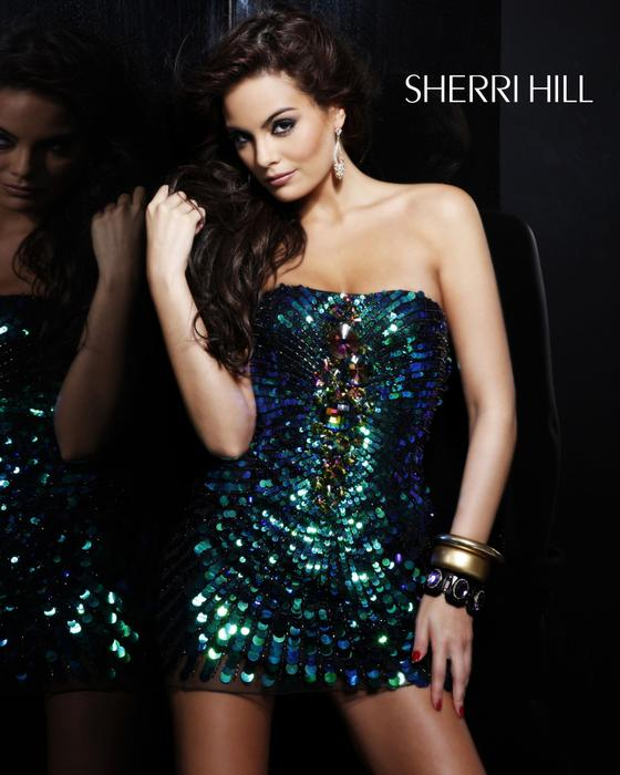 Sherri Hill short dress