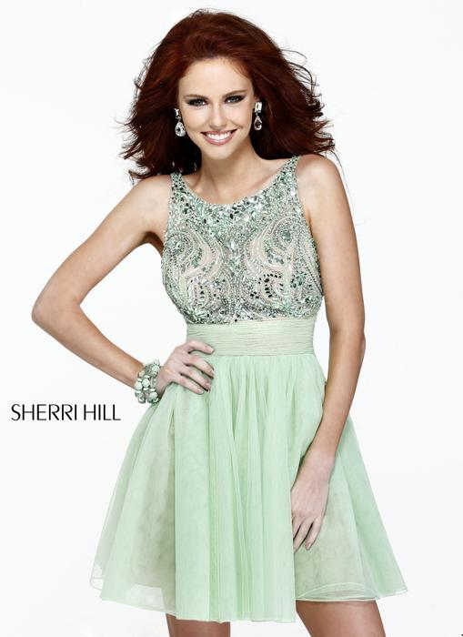 Sherri Hill in stock Sale Dress