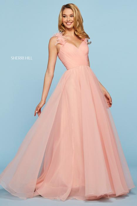 Sherri Hill's exclusive collections epitomize the fashionable lifestyle of tod