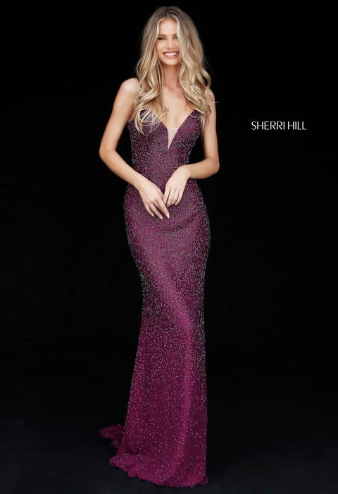 61a4bff7fc4 Sherri Hill Long and Short Dresses Glitz and Glamour