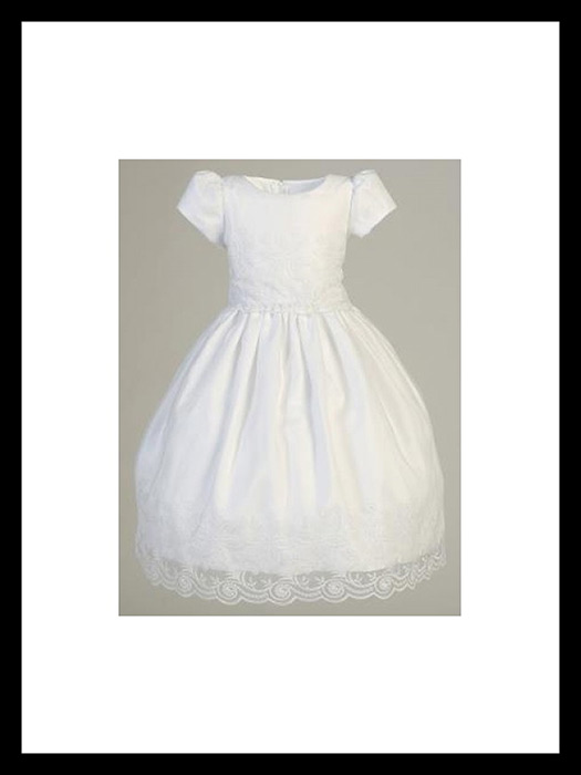 Girls Flower Girl - Size 8X