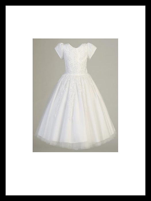 Girls Flower Girl - Size 10x