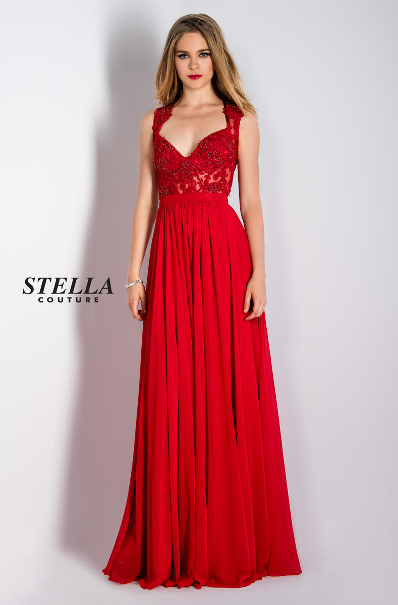 Homecoming 2018 Stella Couture 1079 Stella Prom Formals XO KING OF ...