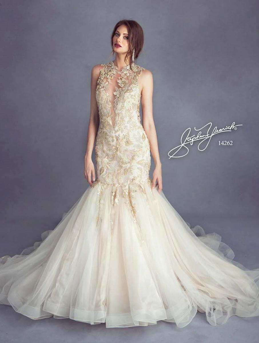 96fabce5006 Stephen Yearick Bridal Stephen Yearick 14262 Castle Couture