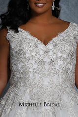 MB2115 Ivory/Champagne detail