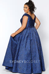 SC7292 Royal back