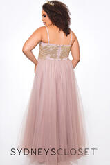 SC7309 Dusty Mauve back
