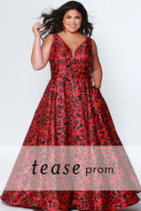 TE1915 Red Shimmer front