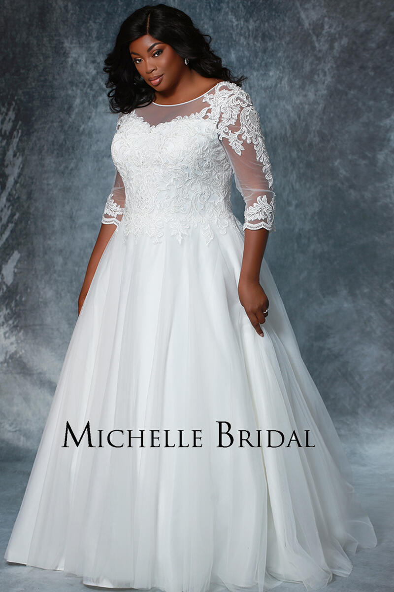 Michelle Bridal by Sydney's Closet MB1911