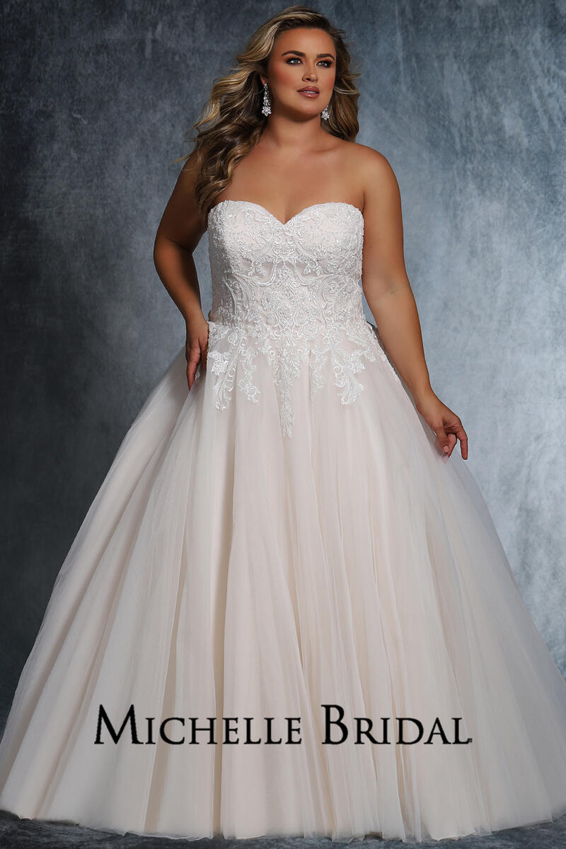 Michelle Bridal by Sydney's Closet MB2108