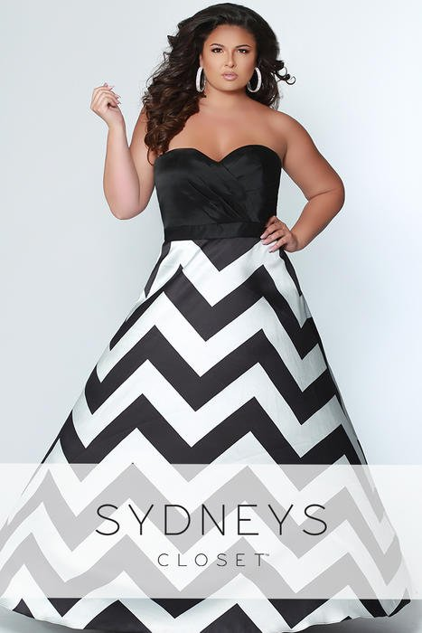 Sydney\'s Closet Plus Size Prom Mimi\'s Bridal, Prom, & Formal Wear ...
