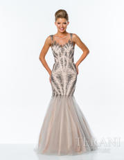 151P0129 Silver/Nude front
