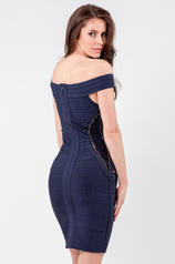1523C0322 Navy Blue back