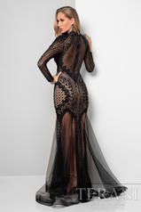 1712GL3579 Black/Nude back
