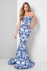 1712P2536 Blue/Ivory front