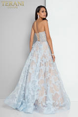 1811P5813 Powder Blue/Nude back