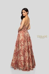 1911P8519 Red Nude back