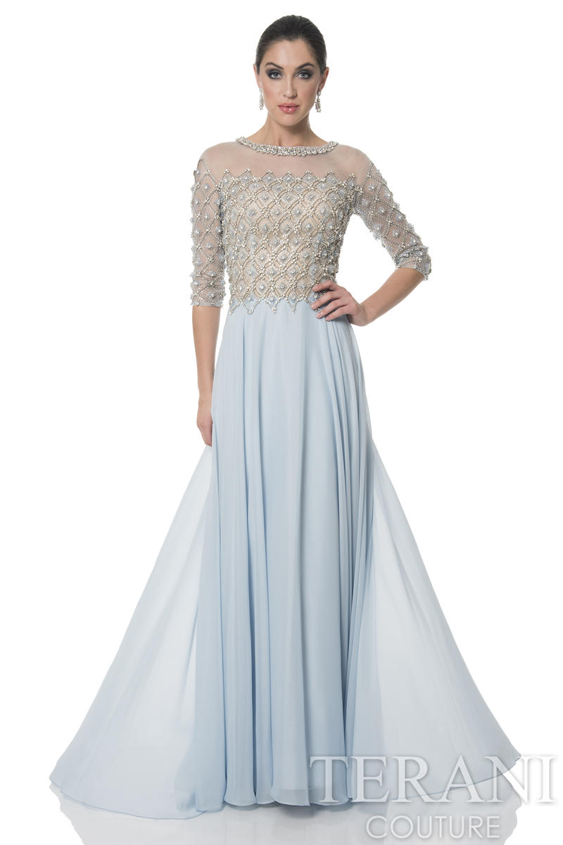 Terani Mother of the Bride 1611M0650 Terani Couture Mother of the ...