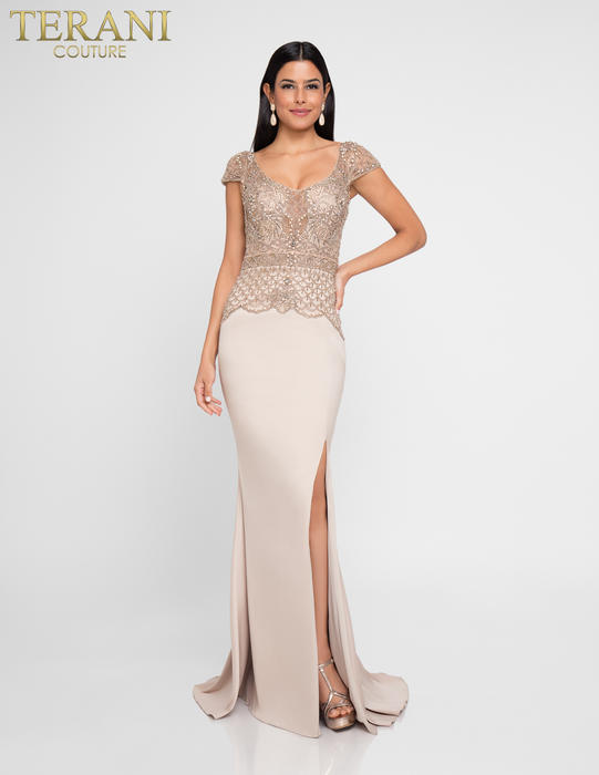 d3ed6ec5d3 Terani Mother of the Bride or Groom Evening Wear