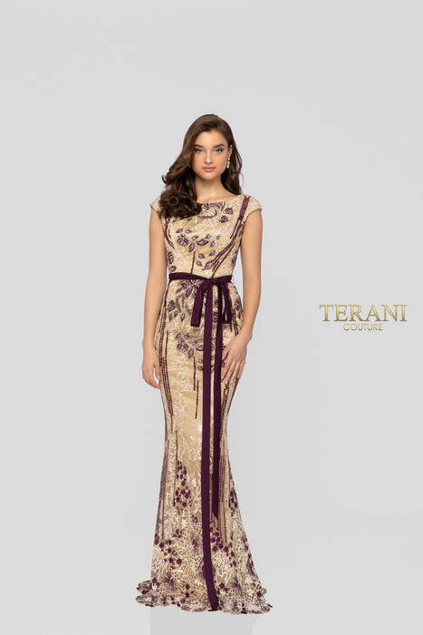 Terani Captures the epitome of glamour and sophistication. This collection is fo