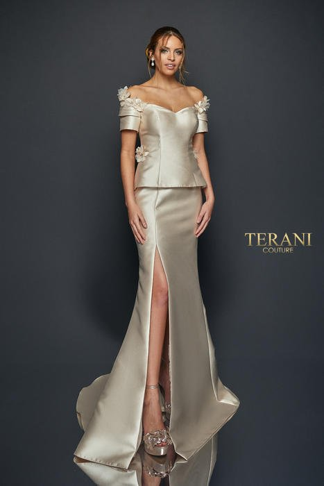 Castle Couture | Terani Couture Mother of the Bride