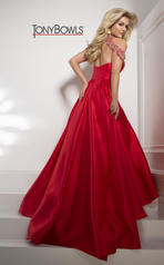 TB117266 Red back