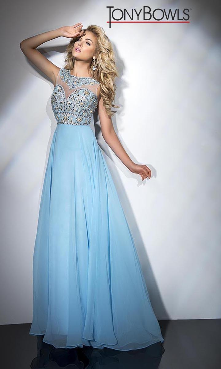 Tony Bowls Collection TB11658 Dressed In Time Wisconsin Premier Prom ...
