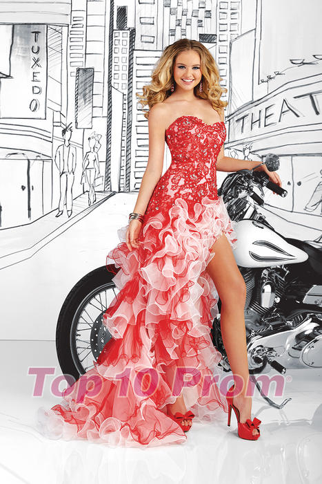 Top 10 Prom 2014 CatalogFeaturing Tiffany