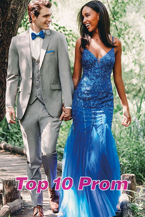 Top 10 Prom 2019 Catalog-Madison James